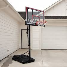 Lifetime 50 Inch Shatter Proof Portable Basketball Hoop | Hayneedle Backyard Basketball Court Utah Lighting For Photo On Amusing Ball Going Through Basket Hoop In Backyard Amateur Sketball Tennis Multi Use Courts L Dhayes Dream Half Goal Installation Expert Service Blog Dream Court Goals Atlanta Metro Area Picture Fixed On Brick Wall A Stock Dimeions Home Hoops Gallery Sport The Pinterest Platinum System Belongs The Portable Archives Bestoutdoorbasketball Amazoncom Lifetime 1221 Pro Height Adjustable