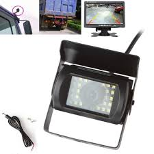 100 Rear Camera For Truck Waterproof And Anti Shock LED Car View Night Vision
