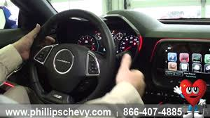 Phillips Chevrolet 2016 Chevy Camaro – Interior Walkaround