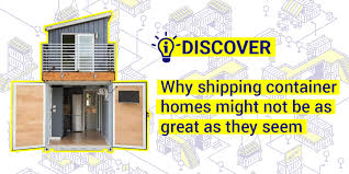 104 Container Homes Why Shipping Might Not Be As Great As They Seem Domino Clamps