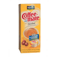 Nestle Coffee Mate Flavored Liquid Creamer