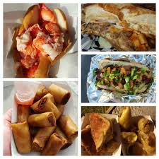From Top Left Cousins Maine Lobster Roll Truck U BBQ - Pulled Pork ... Cousins Maine Lobster Orlando Food Trucks Roaming Hunger Shark Tank Success Story How Lobstertruck Guys Turned 200 Phoenix Press Kit Nashville In Tn Rolls Into Town Houston Chronicle Truck Love Edition Interview With A Cousin Jim Tselikis Of The One Became A Multimillion Filecousins Rolljpg Wikimedia Commons From Top Left Roll U Bbq Pulled Pork Malibu Fridays Wines