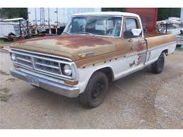 100 71 Ford Truck 19 F150 For Sale ClassicCarscom CC889145