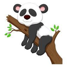 stickers panda chambre bébé sticker bébé panda un sticker pour décoration chambre bébé ou enfant