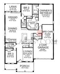 Ryland Homes Floor Plans Georgia by Sand Key Floorplan 2230 Sq Ft Mirabay 55places Com