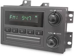 100 Radio For Trucks RetroSound Santa Cruz M4 Digital Media Receiver Designed For Select 19881994 GM Trucks And SUVs Does Not Play CDs At Crutchfield