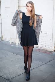 Best 25 Dress with tights ideas on Pinterest