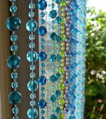 beaded curtains beads by the spool feather curtains door beads
