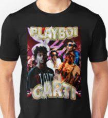 Vintage Playboi Carti Illicit Epiphany Unisex T Shirt