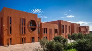 100 Ricardo Bofill Mohammed VI Polytechnic University RBTA Apsaidal