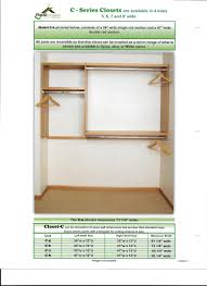 Bridgewood Cabinetsadvantage Line by Closet Cabinets For Closets Real Closet System