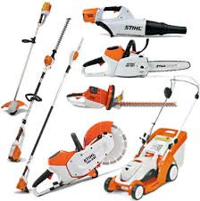 Everyone Of These Products Run On The Stihl Battery System And Each One Works Well You Might Want To Reconsider Your Equipment Needs