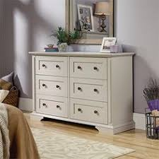 Sauder Harbor View Dresser Salt Oak by Sauder Harbor View Dresser Salt Oak With Four Drawers Bedroom
