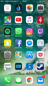 New iPhone user best way to organize apps apple