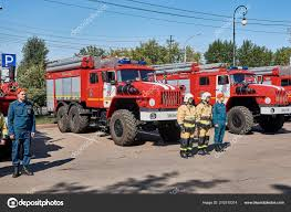 Krasnoyarsk Russia August 2018 Solemn Delivery New Fire Trucks Crews ... New Fire Trucks Delivered To City Of Mount Vernon City Of Mount Is Black The New Red When It Comes To Cadian Fire Trucks Cbc News Campbell River Department Get Costly Truck Baltimore Unveils 3 Sun East Point Fire Department Receives New Trucks The Aklan Lgus Aklan Forum Journal Jersey Home Facebook Ferra Apparatus Renault Cporate Press Releases Godfrey But Station Not In Cards Forces On Twitter Announced Today For Truck Gallery Eone