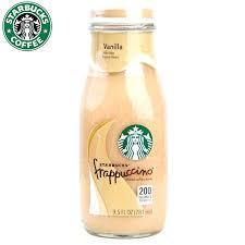 Starbucks Vanilla Coffee 3 4 Nu 1 2 N