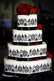 Elegant Wedding Cakes Elegant With Black And White Wedding Cakes Chocolate Recipes