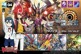 Trial Deck 9 by Cardfight Vanguard G Clan Booster Vol 4 Gear Of Fate