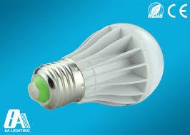 12v ac input voltage e27 led bulb abs l 6500k cool white