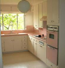 50s Style Kitchen Appliances Atomic Ranch House Pink Inspired
