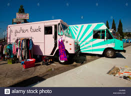 100 Vendor Trucks Silverlake Los Angeles California United States Of