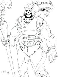 Full Image For He Man Coloring Sheets Free Printable Iron Pages Snowman