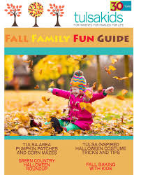 Oklahoma Pumpkin Patches by 2017 Tulsakids Fall Family Fun Guide Tulsa Kids Web 2017