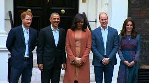 Personal greeting royal chauffeur kick off Obama s visit to