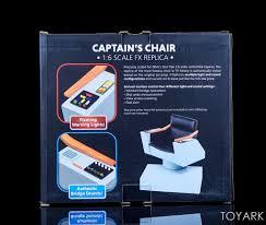 Star Trek Captains Chair by Qmx Star Trek The Original Series 1 6 Scale Captain U0027s Chair
