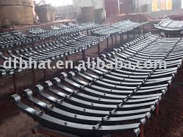 Heavy-duty Truck Leaf Springs - Buy Track/trailer/semi-trailer Leaf ...