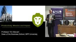 100 Tim Stewart Professor BPP Alternative Futures In Higher