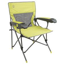 Coleman Oversized Quad Chair With Cooler Pouch by Camping Chairs Camping Furniture The Home Depot