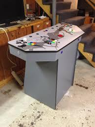 Mame Cabinet Plans Download by Pedestal Arcade Build Album On Imgur