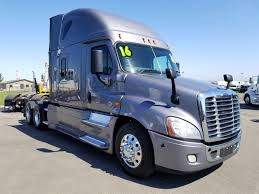 Commercial Conventional -- Sleeper Truck For Sale On ...