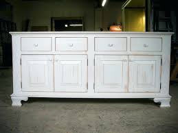 Dining Room Buffets Sideboards White Buffet Sideboard Restoration Server