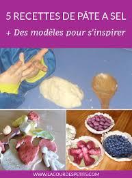 recette de la pâte à sel la cour des petits