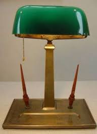 Emeralite Lamp Shade 8734 by 1920s Lamp W Greenalite Glass Shade U2013 S Robert Schwartz