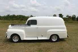 1951 Ford F - 1 Panel Truck