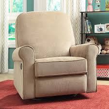 Creations Baby Ashewick Swivel Glider Recliner in Linen FREE SHIPPING