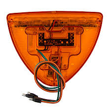 Triangle LED Turn Signal Light For Peterbilt 379 Trucks - Bullet ... 25 Oval Truck Led Front Side Rear Marker Lights Trailer Amber 10 Xprite 7 Inch Round Super Bright 120w G1 Cree Projector 4 Rectangular Lamp Light For Bus Boat Rv 12 Clearance Speedtech 12v 3 Indicators 4pcs In 1ea Of An Arrow B52 55101 Amber Marker Lights Parts World Vms 0309 Dodge Ram 3500 Bed Side Fender Dually Marker Lights 1pc Red Car Led Truck 24v Turn Signal 2018 24v 12v For Lorry Trucks 200914 F150 Front F150ledscom Tips To Modify Vehicle With Tedxumkc Decoration