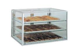 Category Display Case Non Refrigerated Countertop