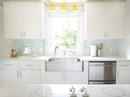 white glass subway tile kitchen backsplash of subway tile kitchen