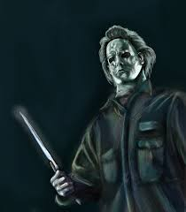 Michael Myers Halloween Stencil by Michael Myers Wallpapers Group 63