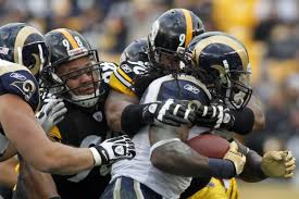 Steelers Behind The Steel Curtain by St Louis Rams Vs Pittsburgh Steelers Preview Q U0026a With Behind