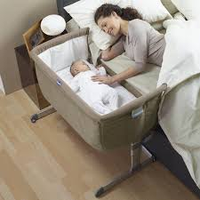 This Amazing Cosleeper Allows Your Baby To Sleep Safely Beside You