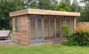 Garden offices and insulated garden rooms manufacturer Warwick