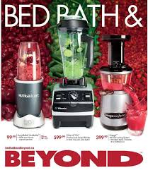 Bed Bath Beyond Roomba by Bed Bath U0026 Beyond Canada Flyers