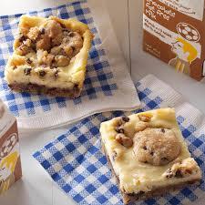 Marbled Pumpkin Cheesecake Bars by Cheesecake Bars Taste Of Home