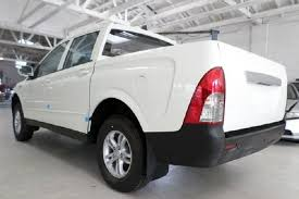 100 Trucks And Cars For Sale On Craigslist Korean SsangYong Actyon Sport Truck For On Motor1