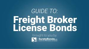 100 Trucking Broker License Guide To Freight Bonds YouTube